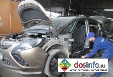 Кузовной ремонт,  покраска автомобилей.