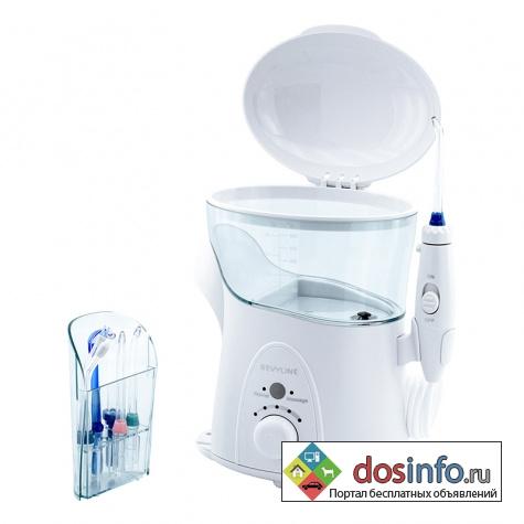 Идеальная чистота полости рта с ирригатором Revyline RL 500