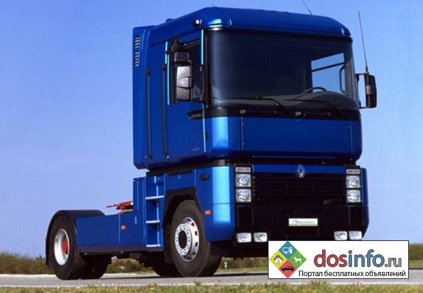Запчасти на грузовики (Рено)  Renault