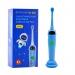 Классная зубная щетка для мальчика - Revyline RL 020 Kids Blue